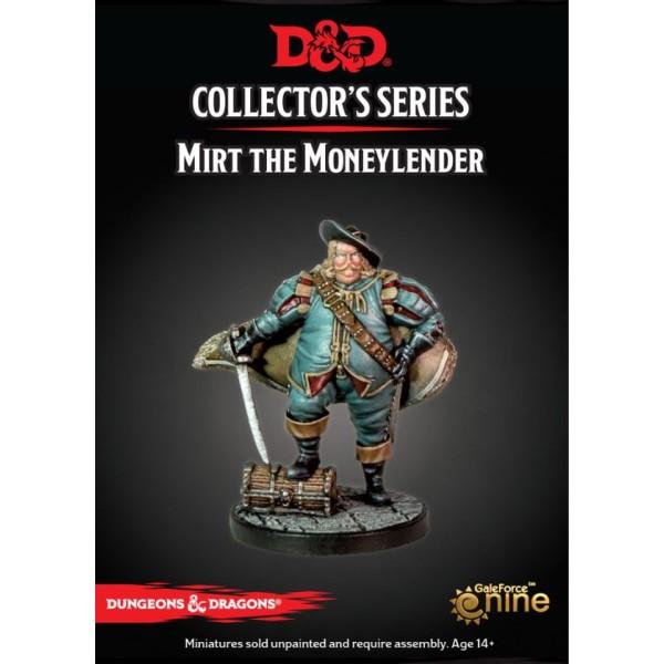 D&D - Collector's Series - Waterdeep - Mirt The Moneylender