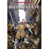Dungeons & Dragons - Evil at Baldur's Gate - Graphic Novel