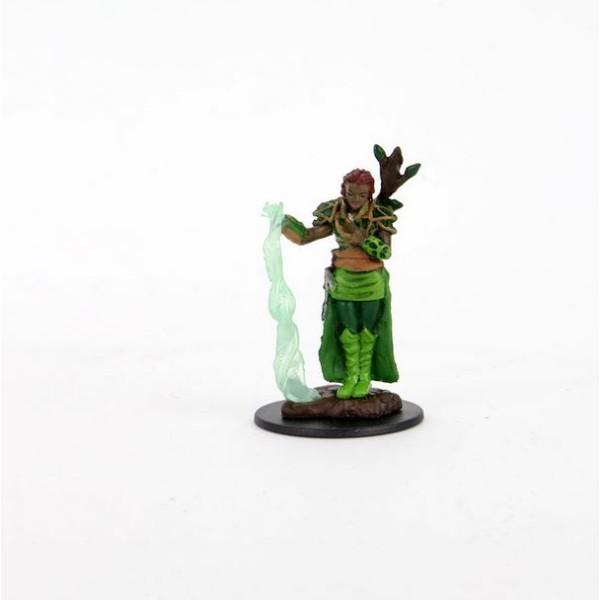 D&D Miniatures - Icons of the Realms - Premium Figures - Human Female Druid