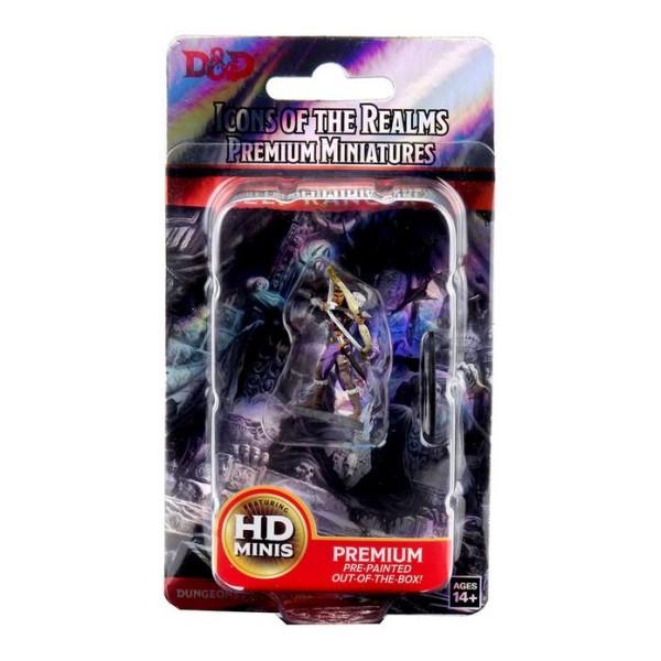 D&D Miniatures - Icons of the Realms - Premium Figures - Elf Female Ranger