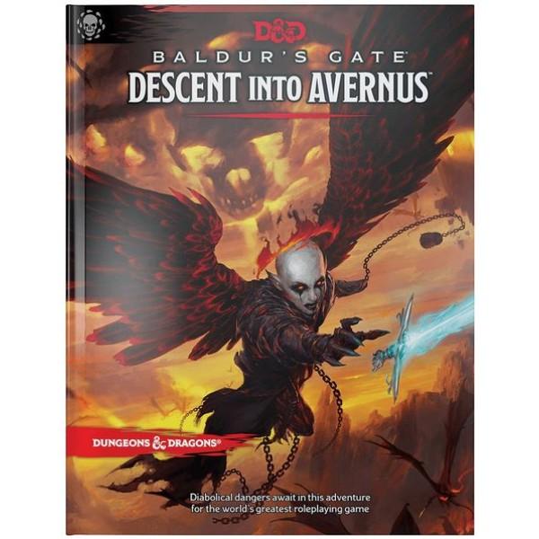 Dungeons & Dragons - 5th Edition - Baldur's Gate: Descent Into Avernus
