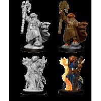 D&D - Nolzur's Marvelous Unpainted Minis: Dragonborn Female Sorcerer