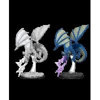 D&D - Nolzur's Marvelous Unpainted Minis: Young Blue Dragon