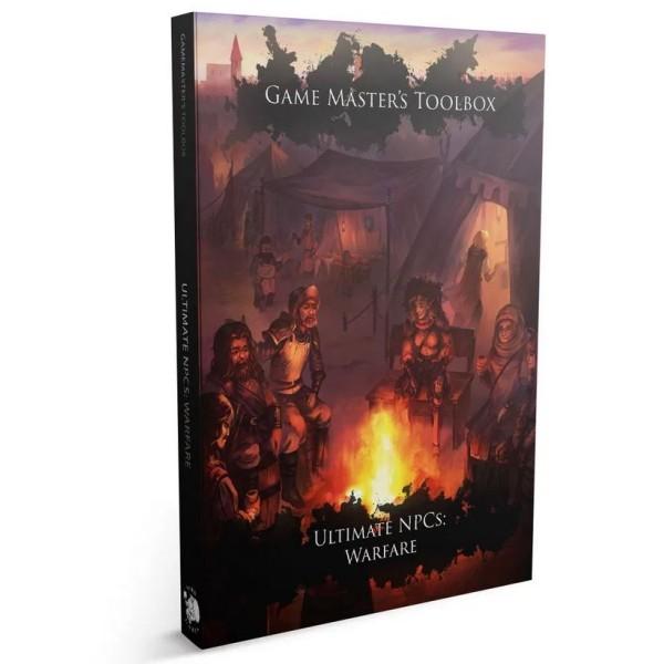 Nord Games - 5th Edition Supplements - Ultimate NPCs - Warfare