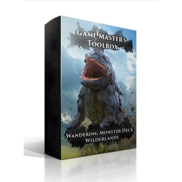 Nord Games - 5th Edition Supplements - Wandering Monsters Deck - Wilderlands