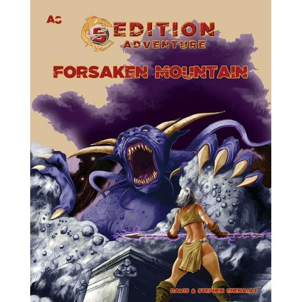 5th Edition Adventures - A8 - Forsaken Mountain