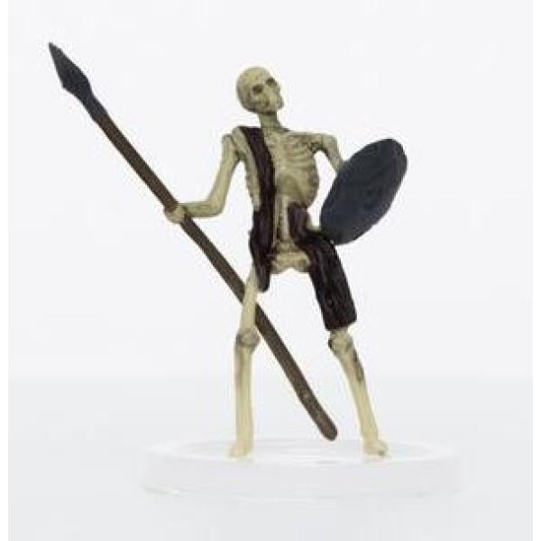 Role 4 Initiative - Pre-Painted Fantasy Miniatures - Skeleton Spearman