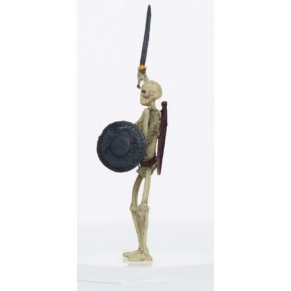 Role 4 Initiative - Pre-Painted Fantasy Miniatures - Skeleton Battle Captain