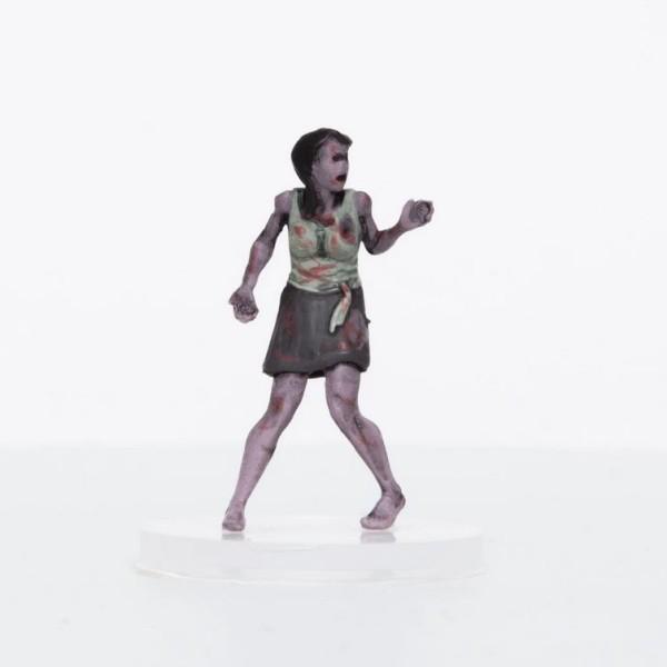 Role 4 Initiative - Pre-Painted Fantasy Miniatures - Zombie Female Peasant