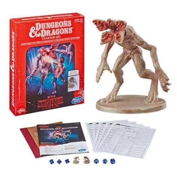 Stranger Things - Dungeons & Dragons - Starter Box