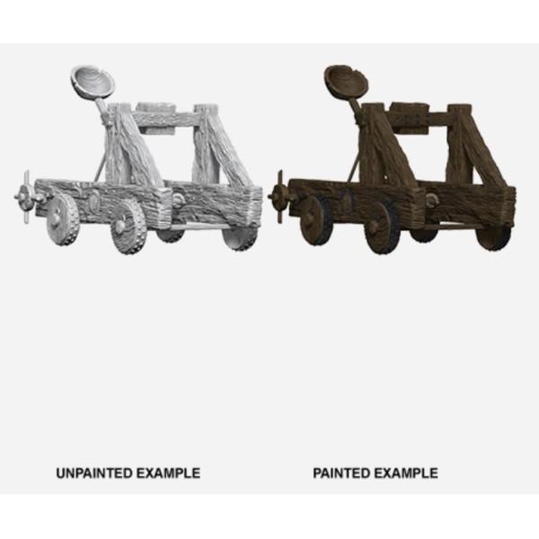 Pathfinder - Deep Cuts Unpainted Miniatures: Catapult
