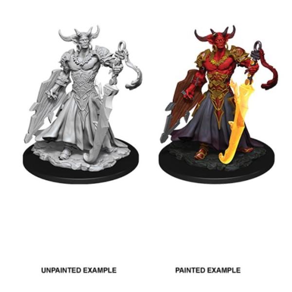 Pathfinder - Deep Cuts Unpainted Miniatures: Genie Efreeti