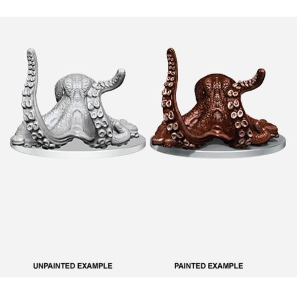 Pathfinder - Deep Cuts Unpainted Miniatures: Giant Octopus