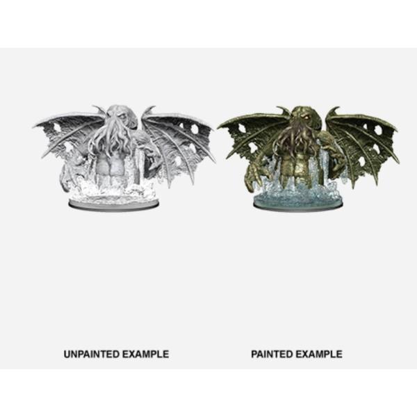 Pathfinder - Deep Cuts Unpainted Miniatures: Star-Spawn of Cthulhu