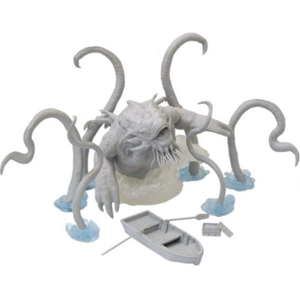Pathfinder - Deep Cuts Unpainted Miniatures: Kraken