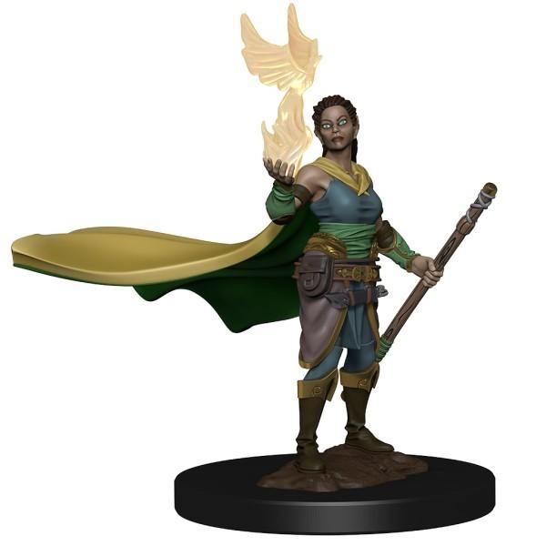 D&D Miniatures - Icons of the Realms - Premium Figures - Elf Female Druid
