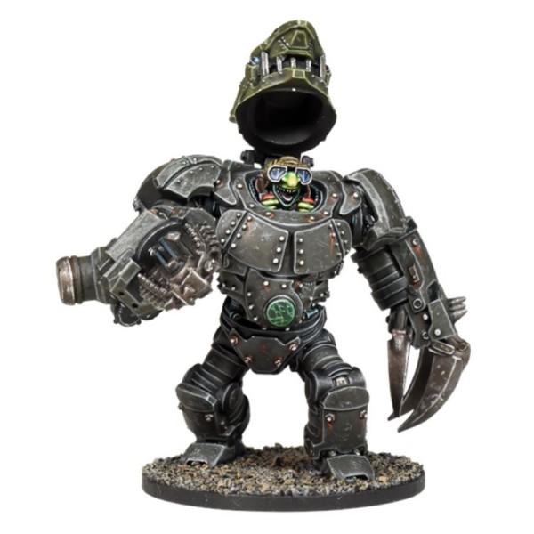 Deadzone - 2nd Edition - Marauder - Goblin Gruntbot / Bolts