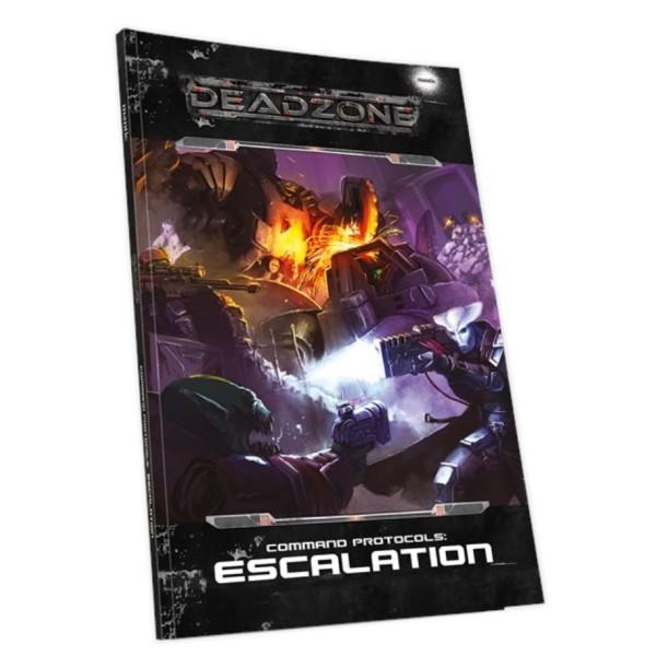 Deadzone - 2nd Edition - Command Protocols: Escalation