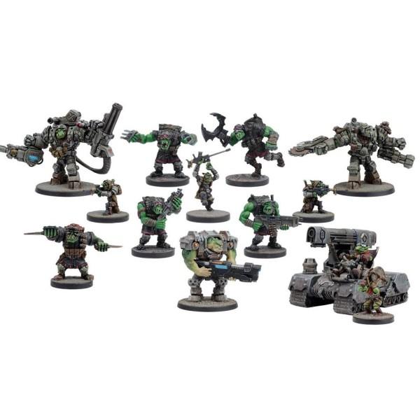 Deadzone - 2nd Edition - Marauder Faction Booster