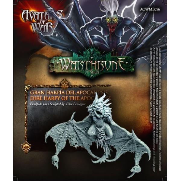 Avatars of War - Dark Gods - Dire Harpy