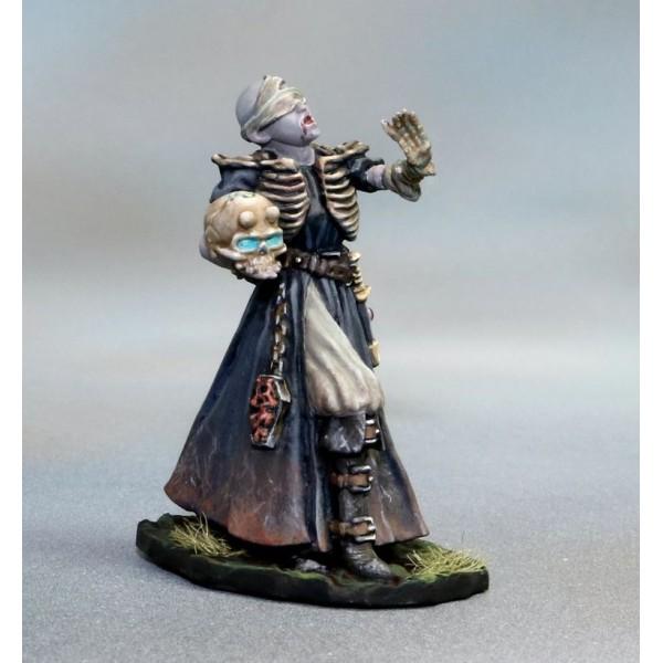 Tomb Guardians - Fantasy Miniatures - Vampire Female Mage - Nezera the Soulreaper
