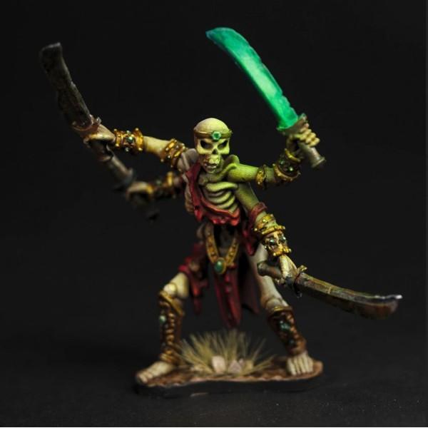 Tomb Guardians - Fantasy Miniatures - Skeletal Tomb Guardian