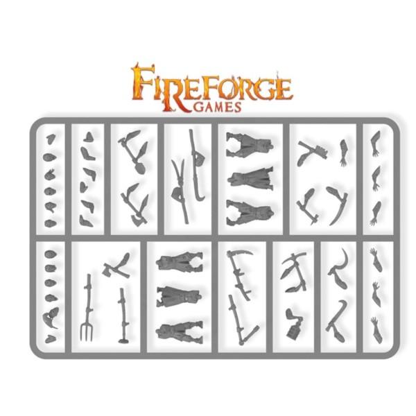 Fireforge Games - Forgotten World - Living Dead Peasants