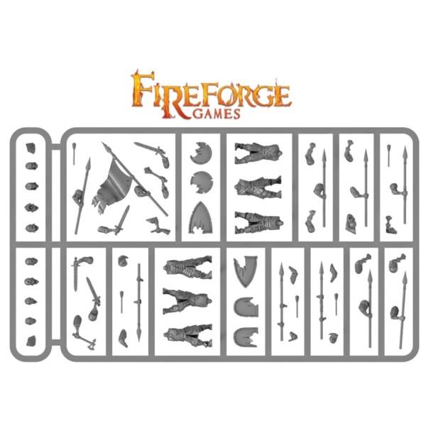 Fireforge Games - Forgotten World - Living Dead Warriors