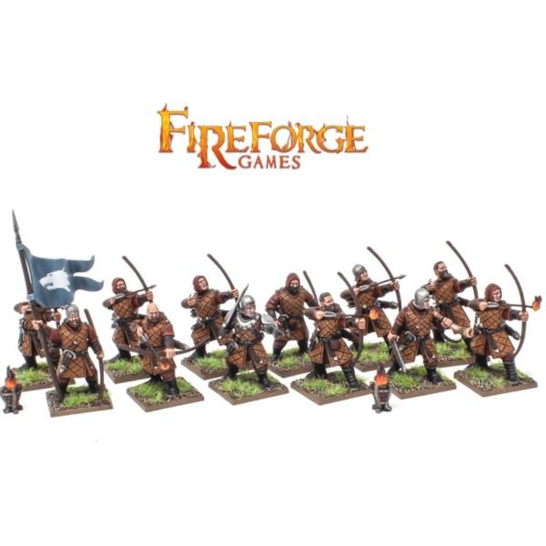 Fireforge Games - Forgotten World - Northmen Bowmen