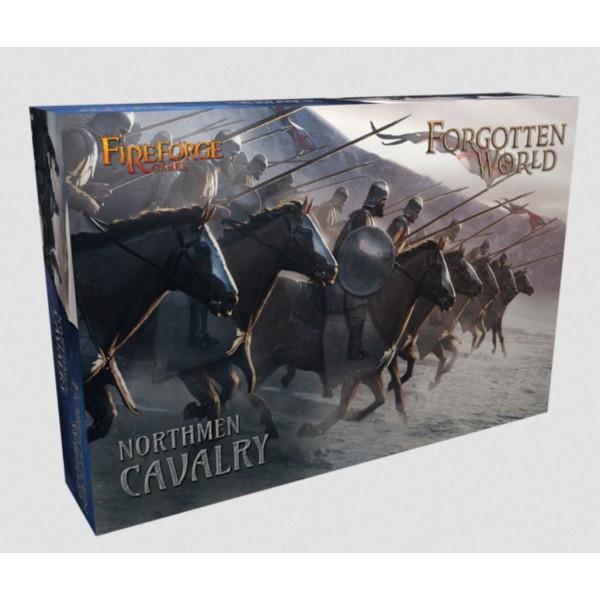Fireforge Games - Forgotten World - Northmen Cavalry