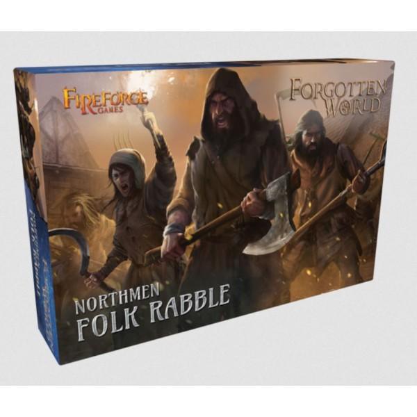 Fireforge Games - Forgotten World - Northmen Folk Rabble