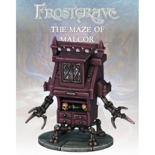 Frostgrave - Collegium Porter