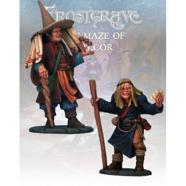 Frostgrave - Fatecaster and Apprentice