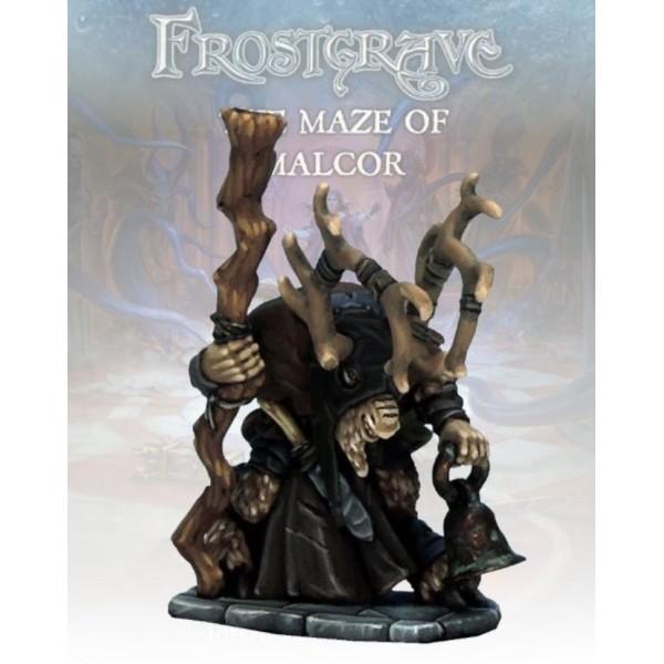 Frostgrave - Rangifer Shaman