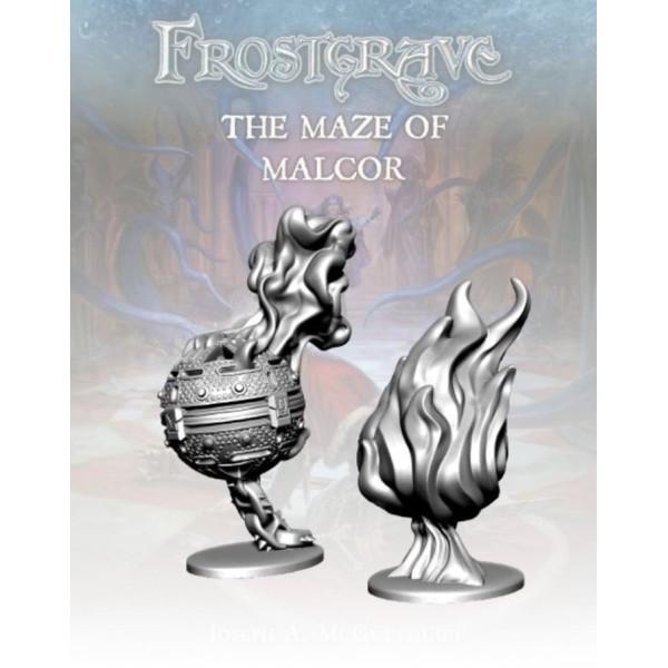Frostgrave - Starfire Elementals
