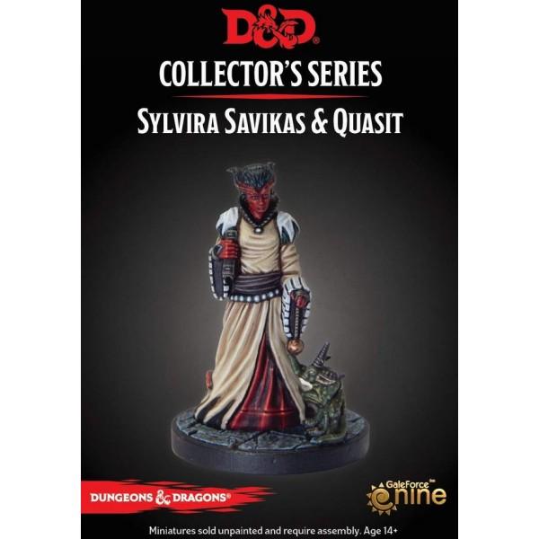 D&D - Collector's Series - Descent into Avernus - Sylvira Savikas
