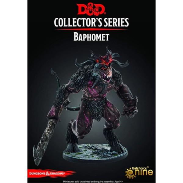 D&D - Collector's Series - Descent into Avernus - Baphomet