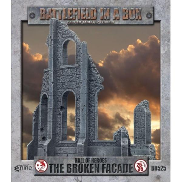 GF9 - Battlefield in a Box - Hall Of Heroes - The Broken Facade