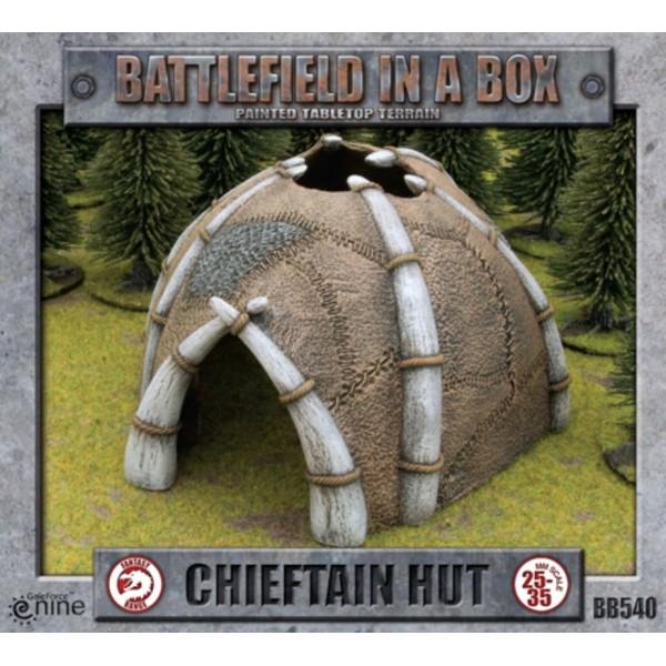 GF9 - Battlefield in a Box - Chieftain Hut