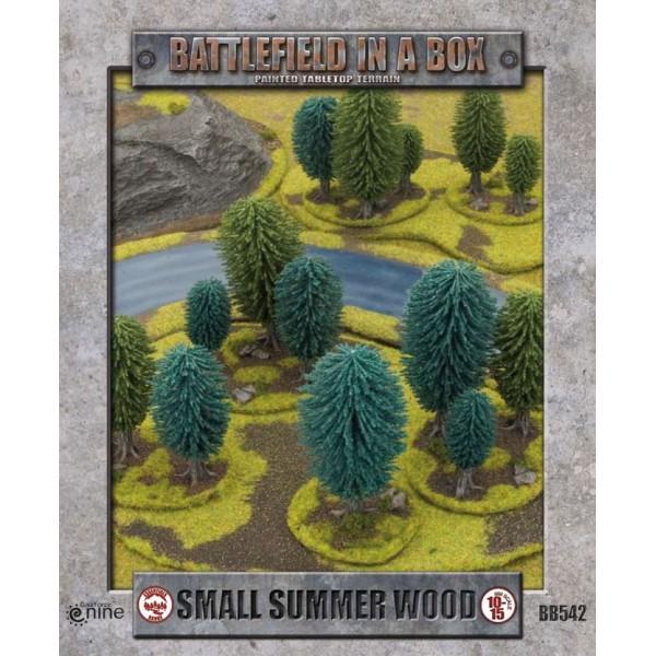 GF9 - Battlefield in a Box - Small Summer Wood