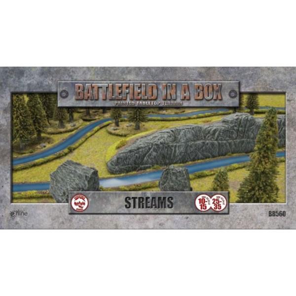 GF9 - Battlefield in a Box - Water Effects - Streams