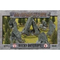 GF9 - Battlefield in a Box - Rock Outcrops