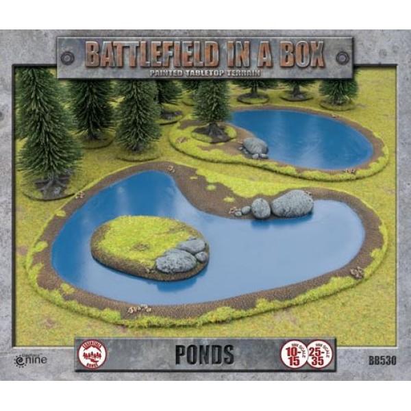 GF9 - Battlefield in a Box - Ponds