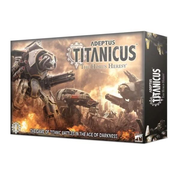 Games Workshop - Adeptus Titanicus - The Horus Heresy - Boxed Game