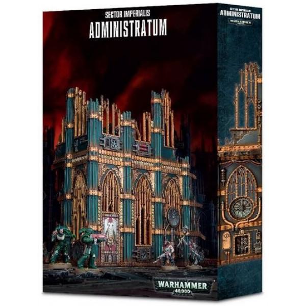 Games Workshop - 40K Terrain - Sector Imperialis Administratum