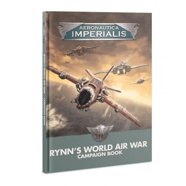 Games Workshop - Aeronautica Imperialis - Rynn's World Air War Campaign Book
