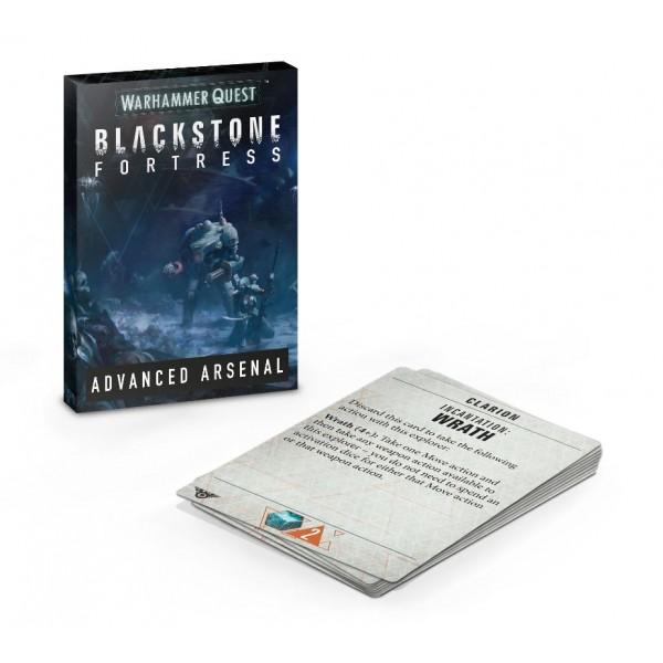 Warhammer 40K - Warhammer Quest - Blackstone Fortress - Advanced Arsenal