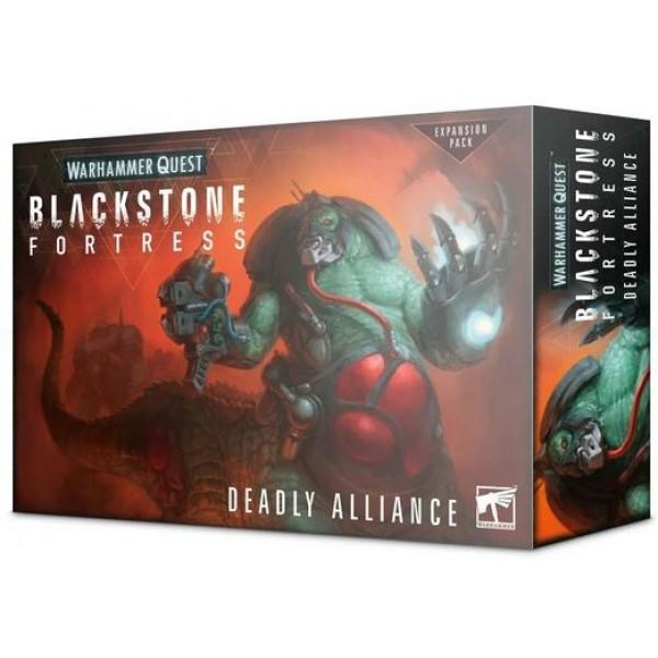 Warhammer 40K - Warhammer Quest - Blackstone Fortress - Deadly Alliance