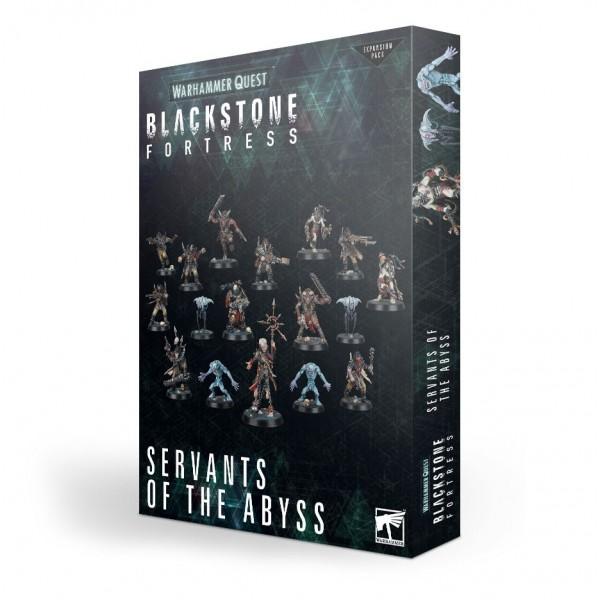 Warhammer 40K - Warhammer Quest - Blackstone Fortress - Servants of the Abyss