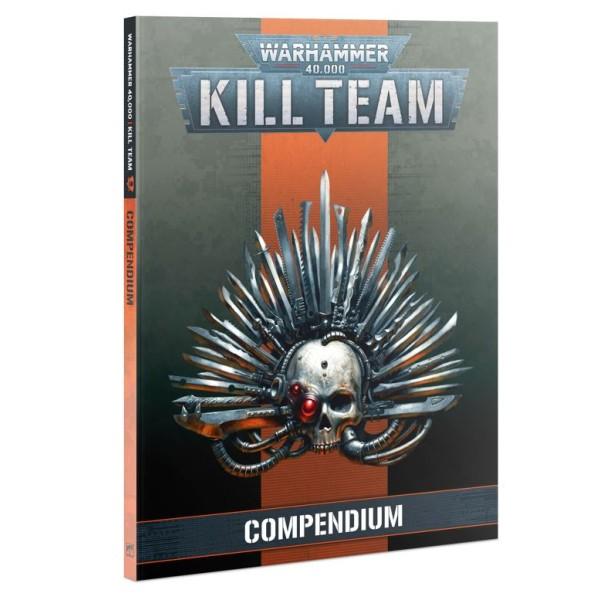 Warhammer 40K - Kill Team - Compendium (2021)